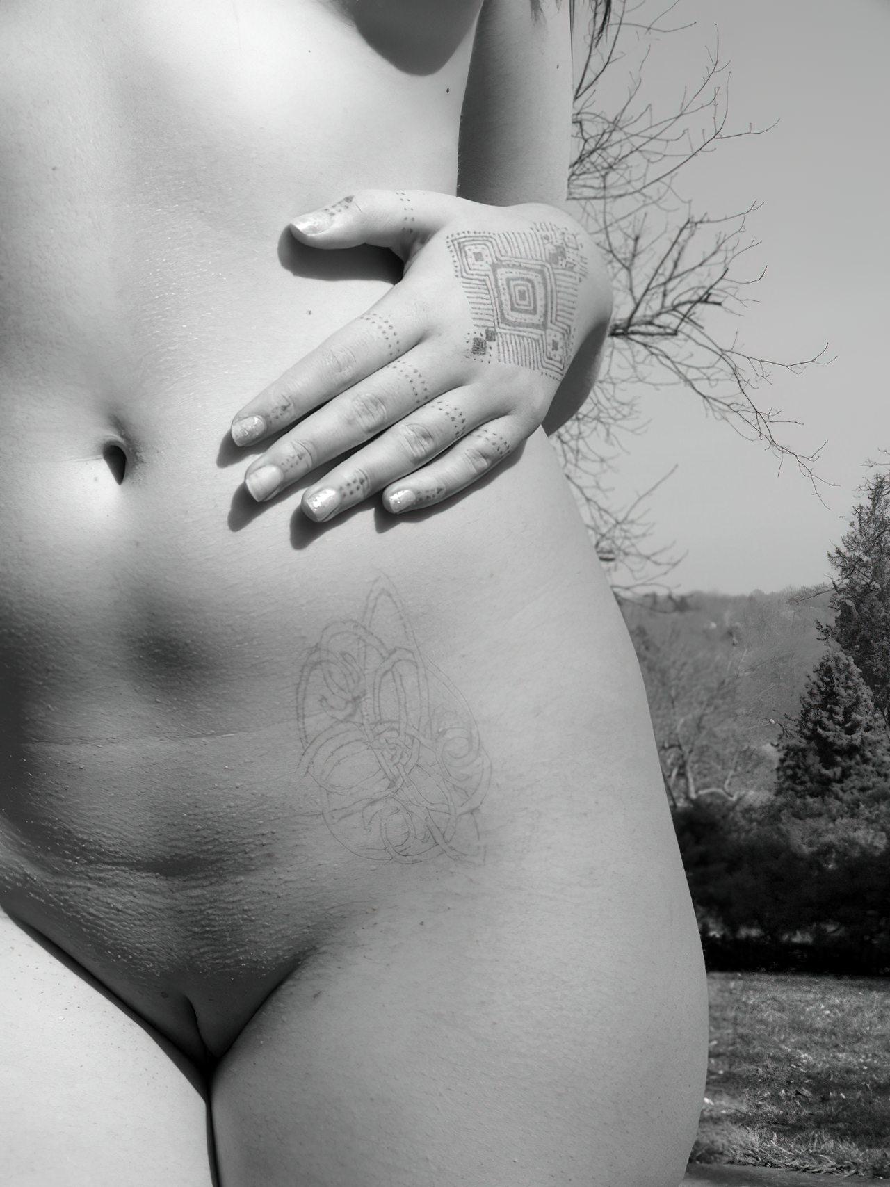 Sensualidade a Preto e Branco (4)