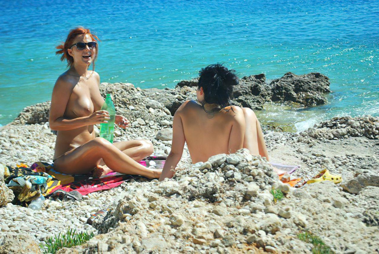 Topless na Praia (14)