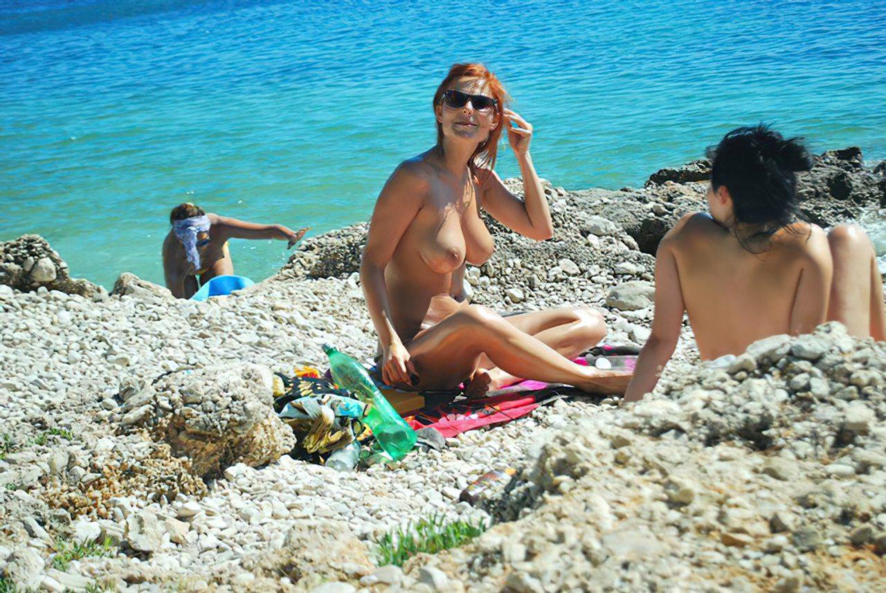 Topless na Praia (33)