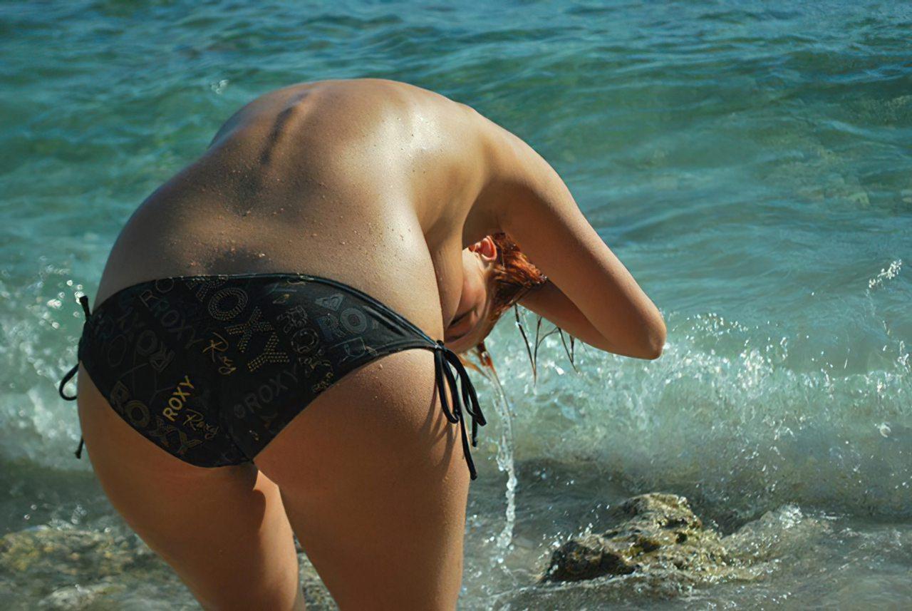 Topless na Praia (34)