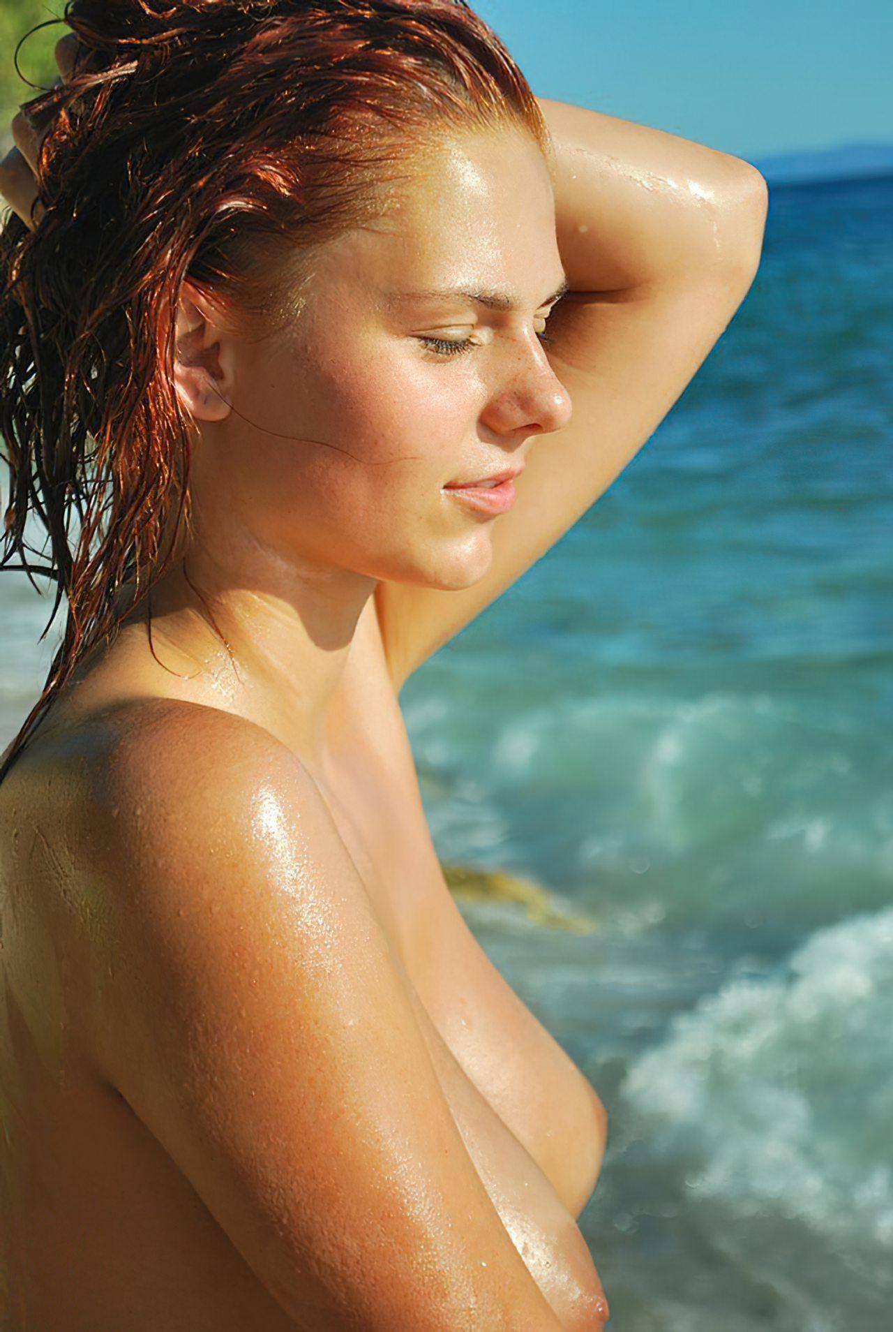 Topless na Praia (37)