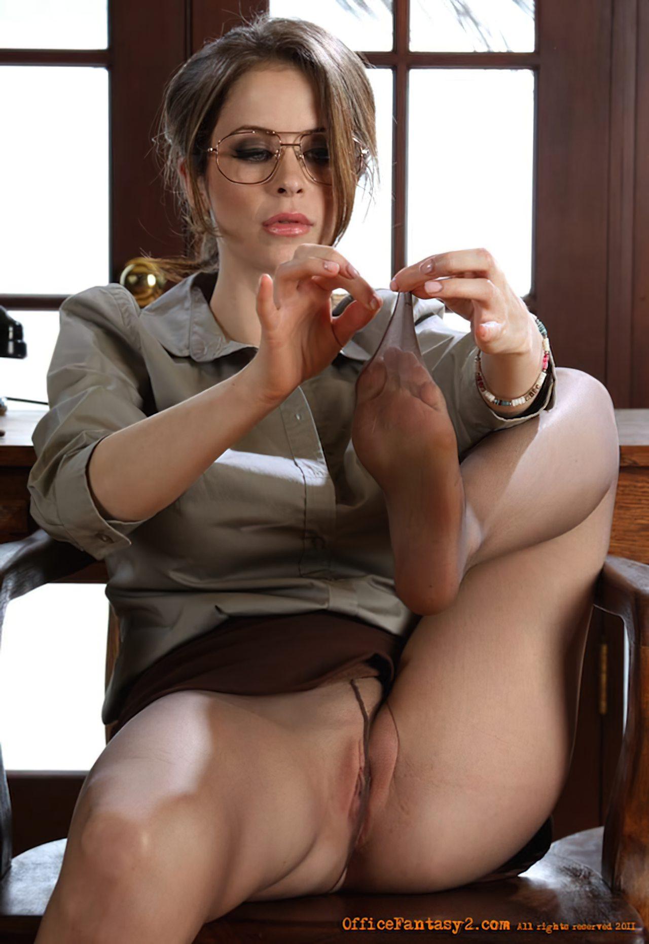 Secretária Sedutora (6)