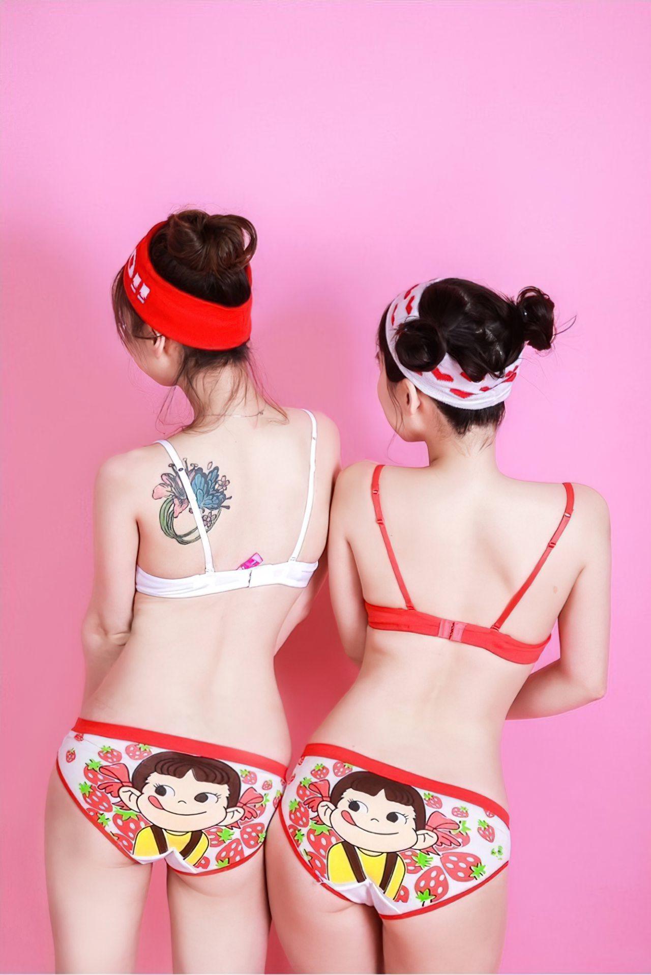 Japonesas Novinhas (3)