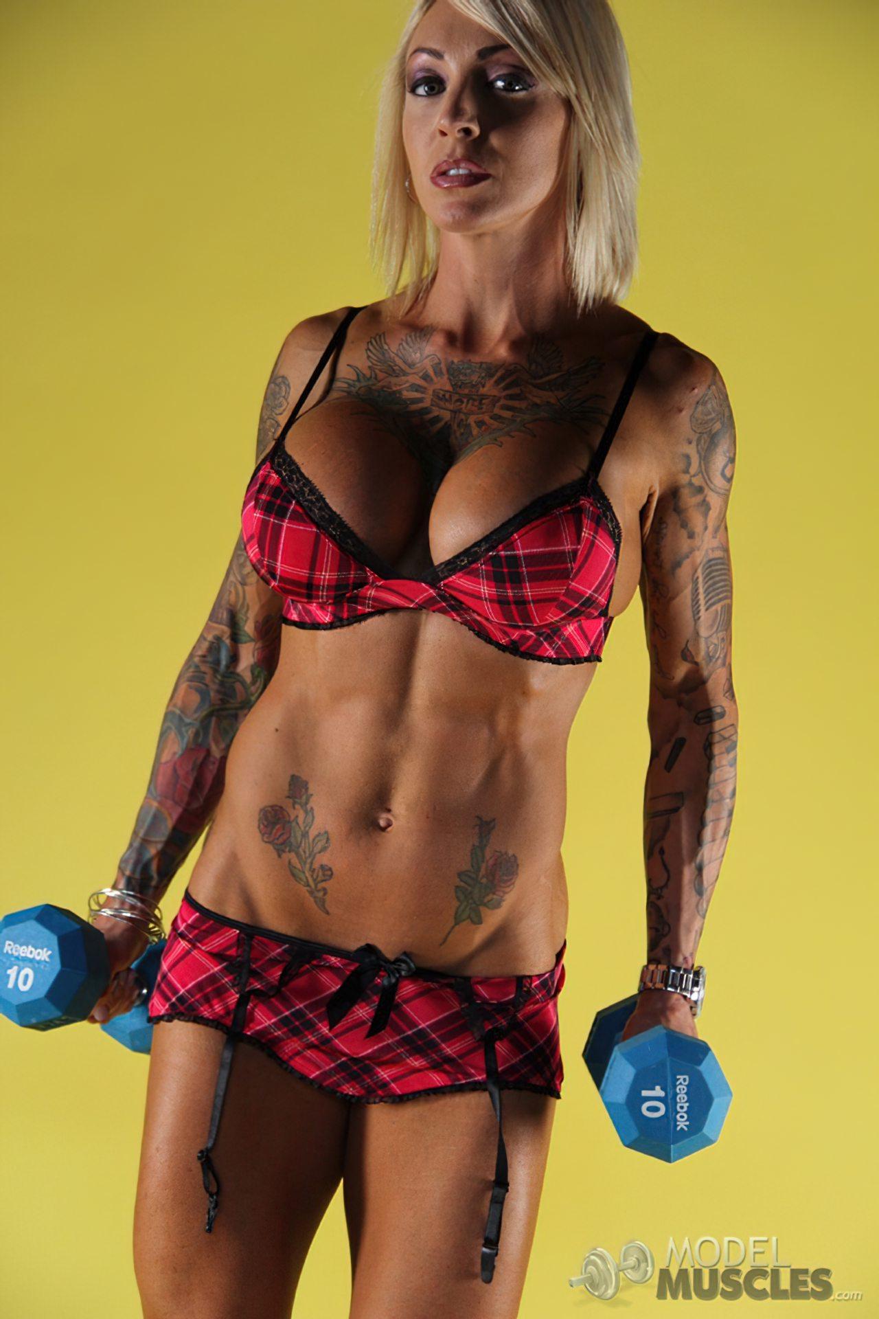 Mulher Sarada Tatuagens (4)
