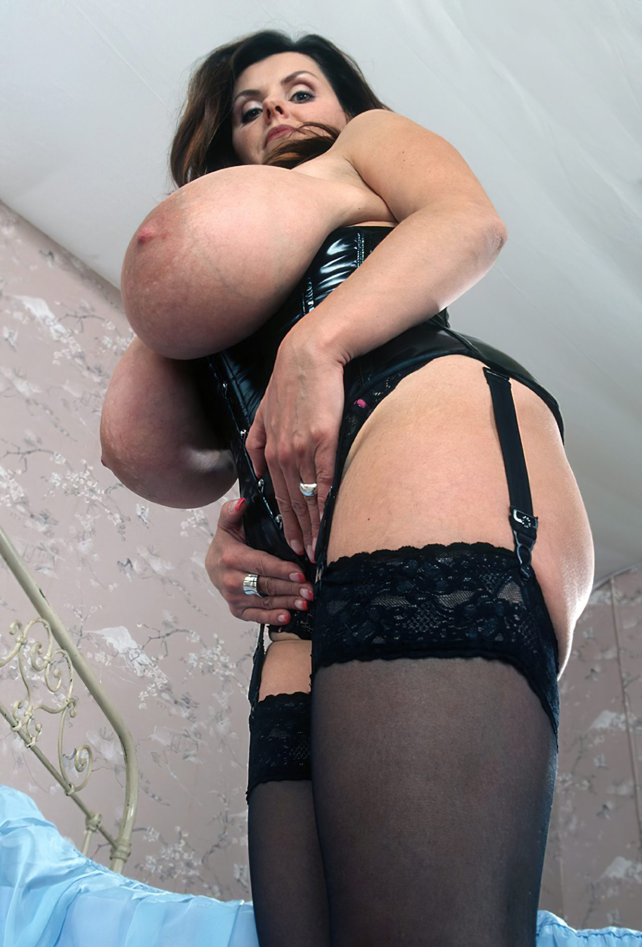 Mulher Madura Peitos (3)